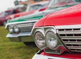 Annual Rockers vs Mods Classic Car Event Success