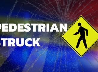 Pedestrian on sidewalk struck, killed in Northwest Dallas